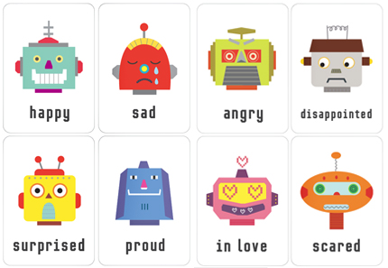 image about Feelings Cards Printable identify trial serveur
